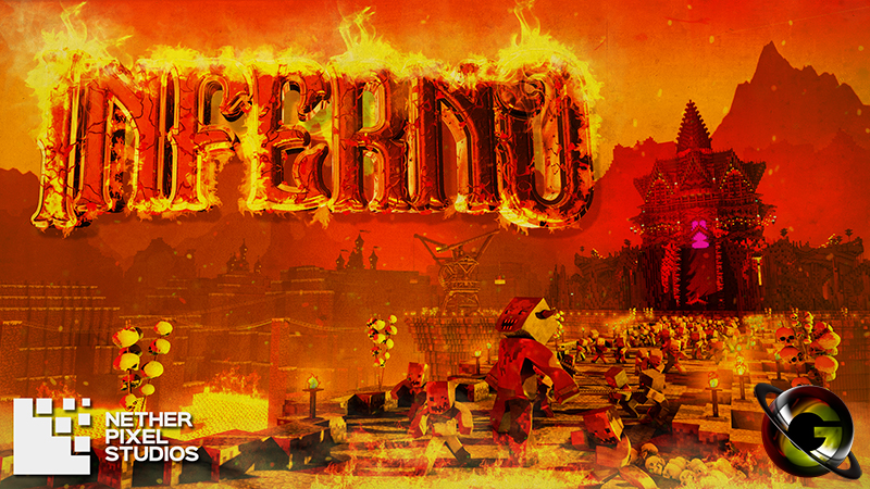 Inferno on the Minecraft Marketplace by Netherpixel