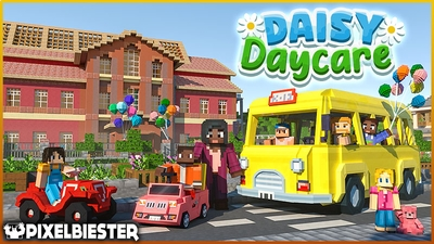 Daisy Daycare  Roleplay on the Minecraft Marketplace by Pixelbiester