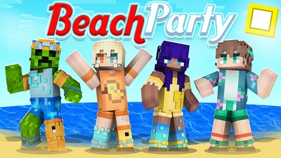 Beach Party on the Minecraft Marketplace by The Lucky Petals