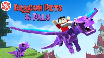 Dragon Pets  Pals on the Minecraft Marketplace by Everbloom Games