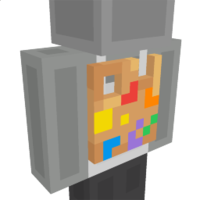 Artists Palette on the Minecraft Marketplace by Paragonia
