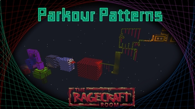 Parkour Patterns on the Minecraft Marketplace by The Rage Craft Room