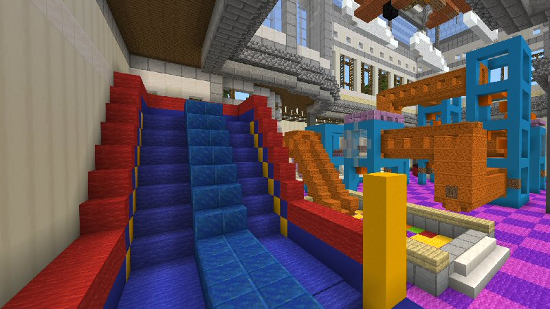 Family Fun Center on the Minecraft Marketplace by Shaliquinn's Schematics