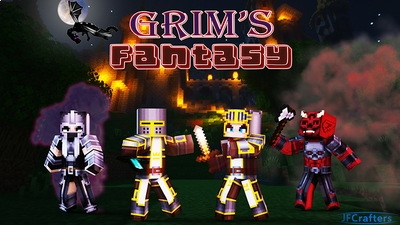 Grims Fantasy on the Minecraft Marketplace by JFCrafters