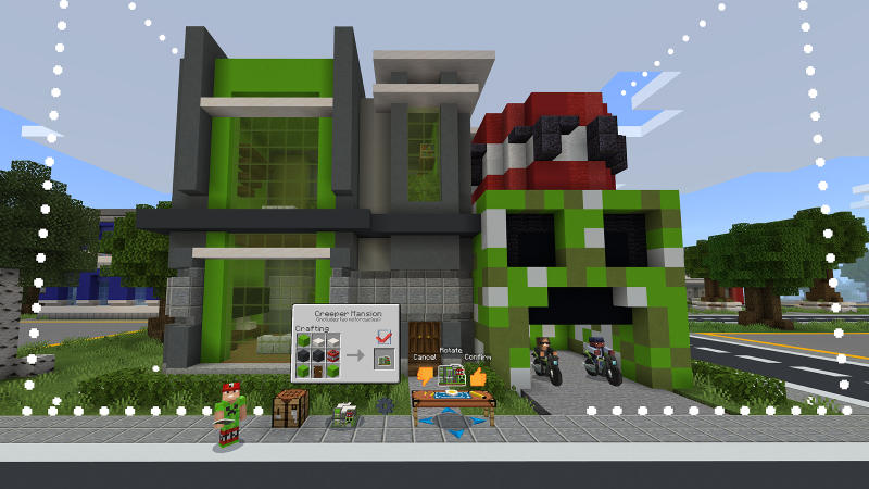 Craftable: Mansions by 57Digital