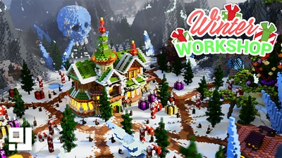 Winter Workshop on the Minecraft Marketplace by inPixel