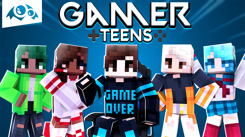 Gamer Teens on the Minecraft Marketplace by Monster Egg Studios
