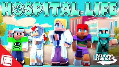 Hospital Life on the Minecraft Marketplace by Pathway Studios