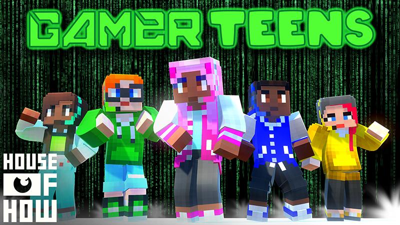 Gamer Teens