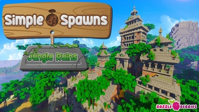 Simple Spawns Jungle Ruins on the Minecraft Marketplace by Razzleberries