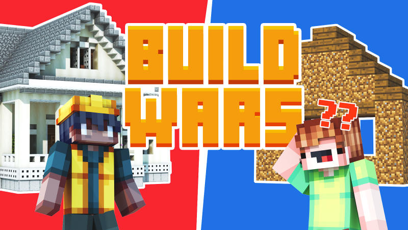 Build Wars on the Minecraft Marketplace by BLOCKLAB Studios
