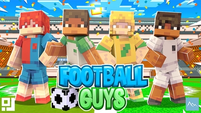 Football Guys on the Minecraft Marketplace by inPixel