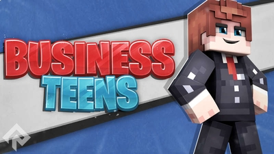 Business Teens on the Minecraft Marketplace by RareLoot