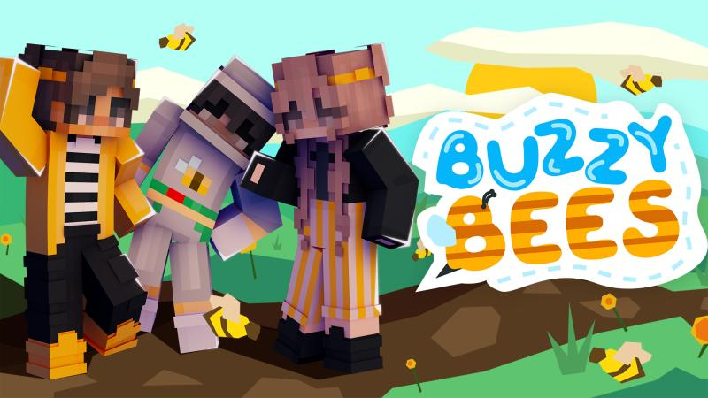 Buzzy Bees on the Minecraft Marketplace by Podcrash