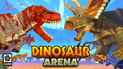 Dinosaur Arena on the Minecraft Marketplace by Cyclone
