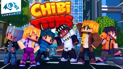 Chibi Teens on the Minecraft Marketplace by Monster Egg Studios