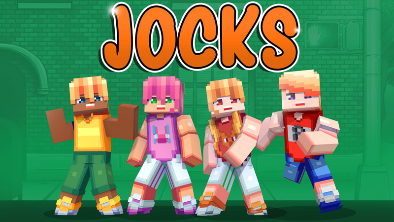 Jocks on the Minecraft Marketplace by Dark Lab Creations