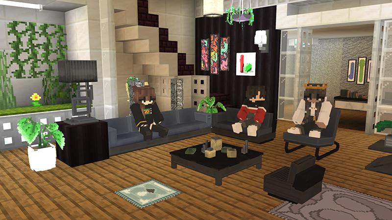 Furniture by 4KS Studios