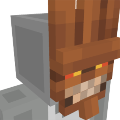 Wooden Mask on the Minecraft Marketplace by The Misfit Society