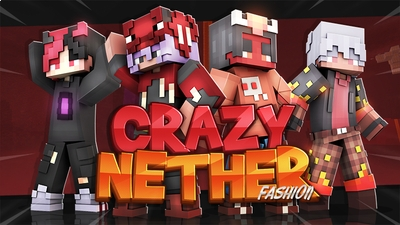Crazy Nether Fashion on the Minecraft Marketplace by Cypress Games