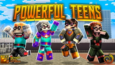 Powerful Teens on the Minecraft Marketplace by Netherpixel