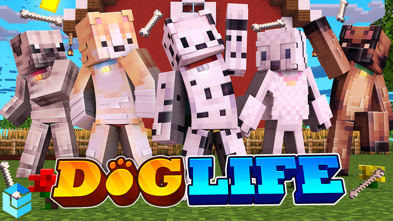 Dog Life on the Minecraft Marketplace by Entity Builds
