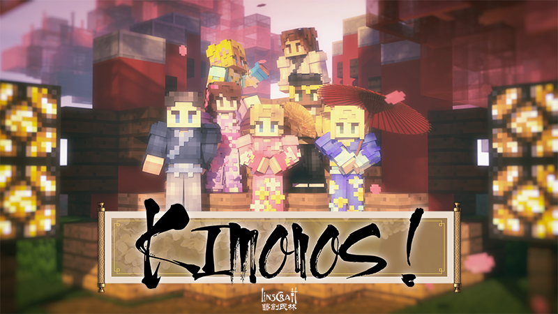 Kimonos on the Minecraft Marketplace by LinsCraft