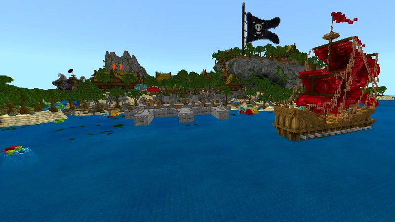 Blackbeard's Lagoon by Shaliquinn's Schematics