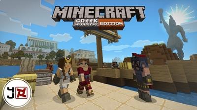 Greek Mythology Mashup on the Minecraft Marketplace by Minecraft