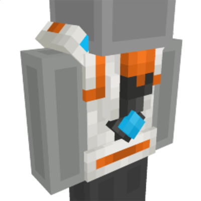 Energy Vest on the Minecraft Marketplace by Mythicus