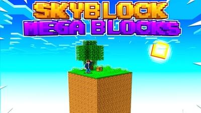 Skyblock Mega Blocks on the Minecraft Marketplace by Fall Studios
