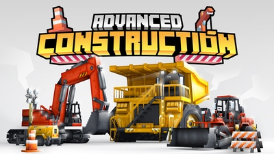 Advanced Construction on the Minecraft Marketplace by Panascais