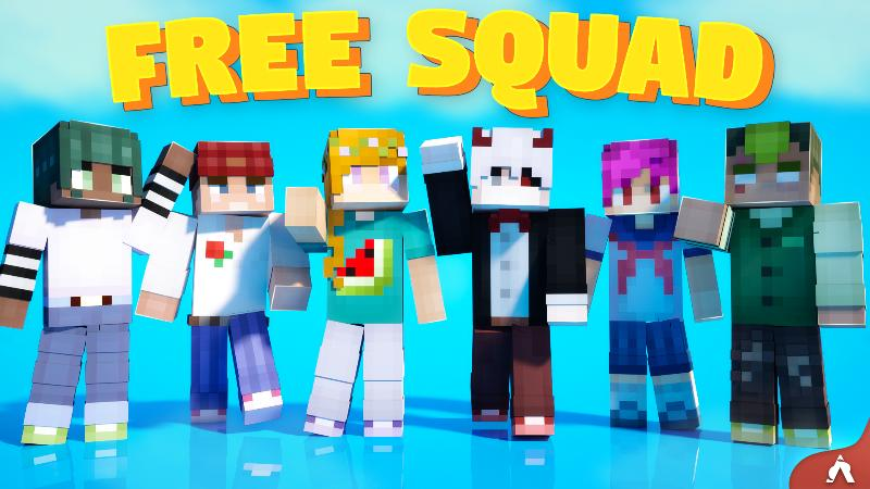 Free Squad on the Minecraft Marketplace by Atheris Games