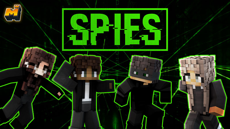 Spies on the Minecraft Marketplace by Mineplex
