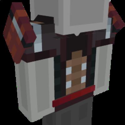 Samurai Jacket on the Minecraft Marketplace by Mythicus