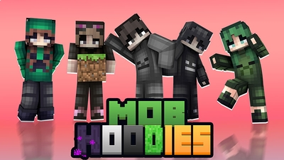 Mob Hoodies on the Minecraft Marketplace by Dig Down Studios