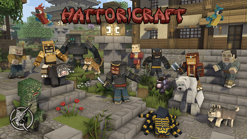 Hattoricraft on the Minecraft Marketplace by Cyber Marlin