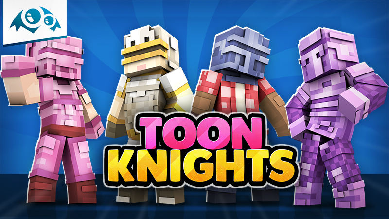 Toon Knights on the Minecraft Marketplace by Monster Egg Studios