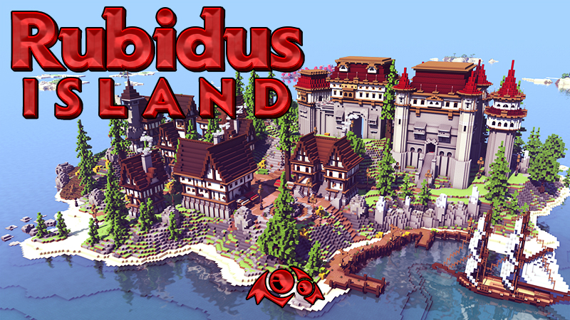 Rubidus Island on the Minecraft Marketplace by Monster Egg Studios
