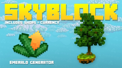 Skyblock on the Minecraft Marketplace by Aurrora