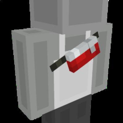 Belt Pouch on the Minecraft Marketplace by Diveblocks