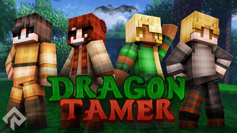 Dragon Tamer on the Minecraft Marketplace by RareLoot