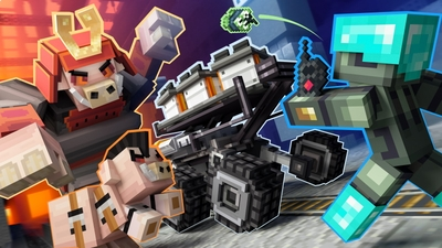 Payload Medium Rare on the Minecraft Marketplace by Sapphire Studios