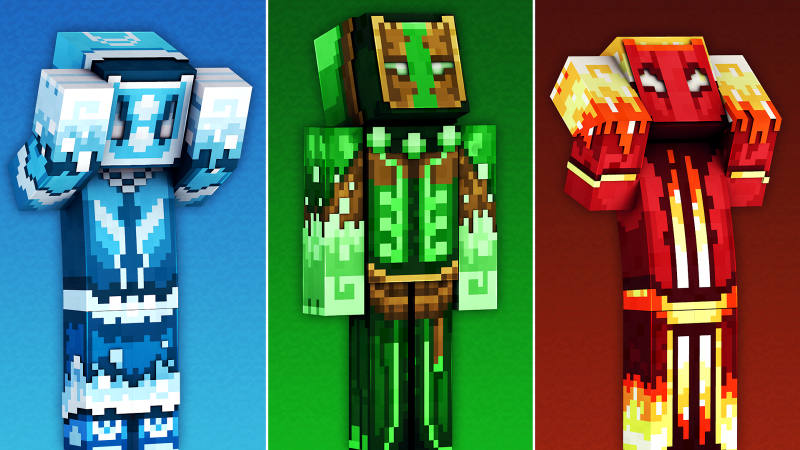 Elemental Sorcerers on the Minecraft Marketplace by 57Digital