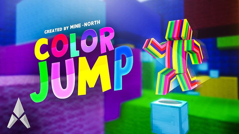 Color Jump on the Minecraft Marketplace by Mine-North