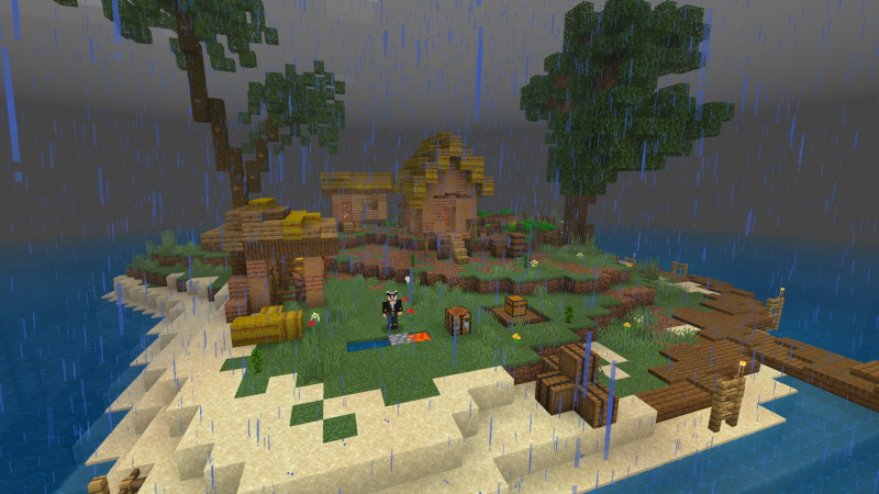 Extreme Survival: Battleship on the Minecraft Marketplace by The Craft Stars