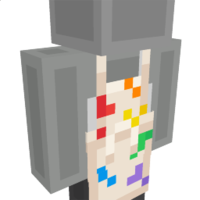 Artists Apron on the Minecraft Marketplace by Paragonia