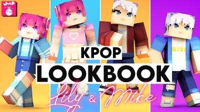 KPOP Lookbook Lily  Mike HD on the Minecraft Marketplace by Vanillaburp Studio