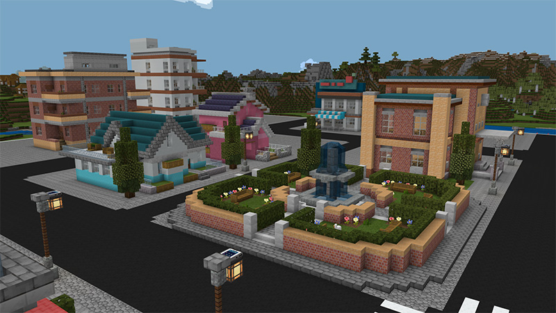 How to Build: Town by Cyclone