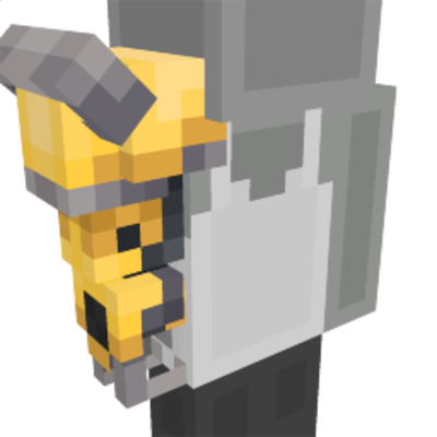 Drill Bot Dual Arms on the Minecraft Marketplace by Odd Block